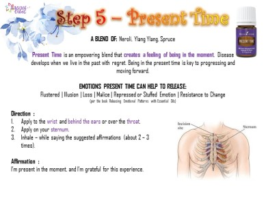 5. present time